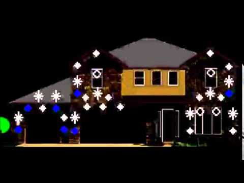 christmas lights sequencing effects