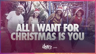 All I Want For Christmas Is You - Mariah Carey (Coreografia Oficial) Dance