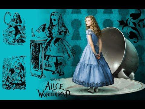 Alice In Wonderland (2010) Dvd Walkthrough
