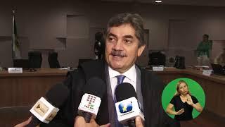O juiz José Dantas de Paiva tomou posse como membro efetivo da Corte do Tribunal Regional Eleitoral do Rio Grande do Norte para o biênio 2018/2020.