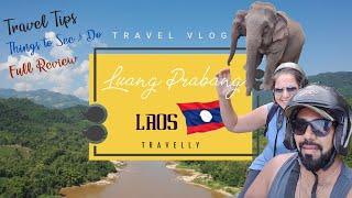 Luang Prabang Travel Tips - Laos Travel Vlog