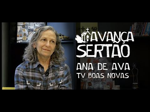 Ana de Ava | Entrevista Avança Sertão