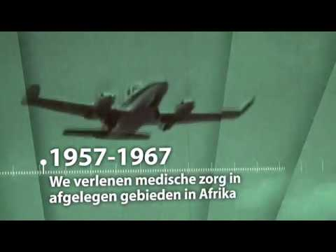 Amref Flying Doctors bestaat 60 jaar