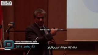 مصر العربية | البيئة تبحث إنشاء مصنع للخشب الحبيبى من قش الأرز