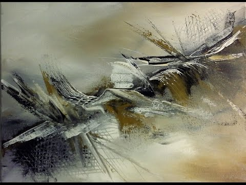 ELYSIUM - Einfach Malen - Easy Painting - 10 Min. Abstract / V47
