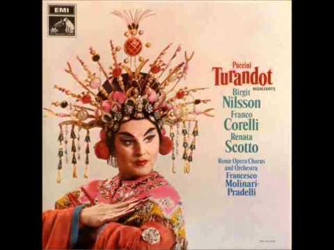 Turandot 18: Act 2 Ho Una Casa Nell'Honan