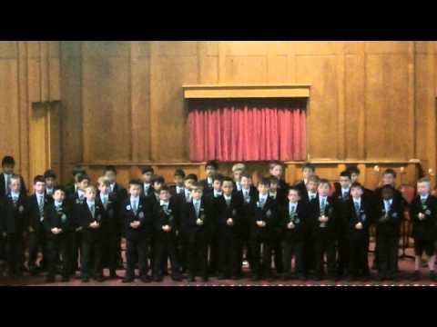 Love Shone Down Junior Choir