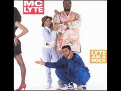 MC Lyte- Lyte As A Rock