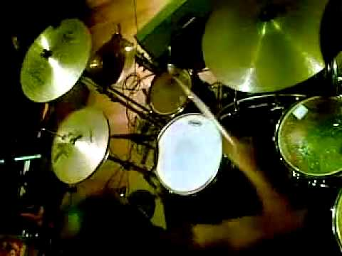Drum Perform by: Ari Soekamti eks Endank Soekamti - Semoga Kau di Neraka
