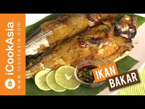 Resepi Ikan Bakar | Try Masak | iCookAsia