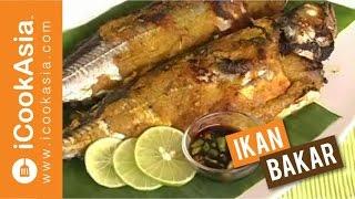 Dapatkan resipi penuh Ikan Bakar di: http://www.icookasia.com/ikan-bakar/ Bahan-bahan Ikan cencaru - dibersihkan (2 ekor) Daun pisang (1 helai) Bawang ...
