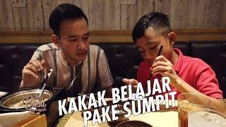 The Onsu Family - Kakak Belajar Pake Sumpit