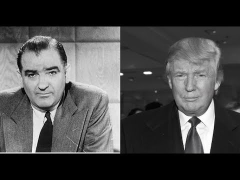 Tribulation Trump Prophecy Civil War Shootings & Bombings (McCarthyism) RED SCARE!