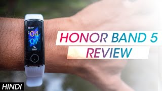Honor Band 5 Unboxing and  Review