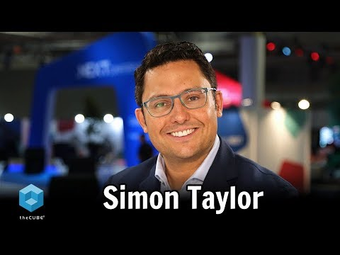 Simon Taylor, HYCU   Nutanix .NEXT 2018