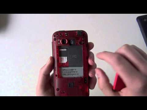 HTC Rezound with 4G LTE on Verizon - Unboxing