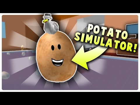 *AWESOME* POTATO SIMULATOR GAME ON ROBLOX | Best Simulator Game?