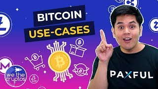Bitcoin Real Use-Cases
