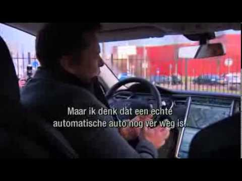 Elon Musk's first visit to the Netherlands: Exclusive interview with RTL Z