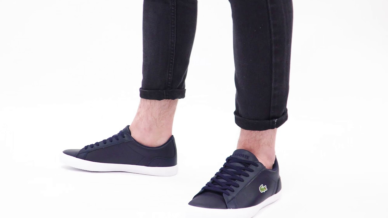 Lacoste LEROND BL 1 Mens Leather