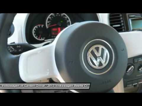 2013 Volkswagen Beetle Coupe Garden Grove CA 17917 YouTube