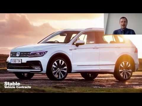 Tiguan SE Nav and T-Line Facebook Live Video 25/08/2016 Stable Vehicle Contracts
