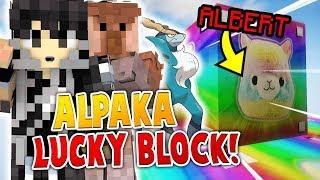ZŁOTA KOZA! - ALPAKA ALBERT PIXELMON LUCKY BLOCK /w Diabeuu