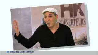 Le chanteur HK revisite la chanson francophone