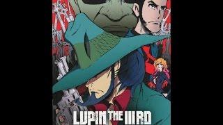 MangaMan's Month Of Lupin III: Daisuke Jigens Gravestone (2014)