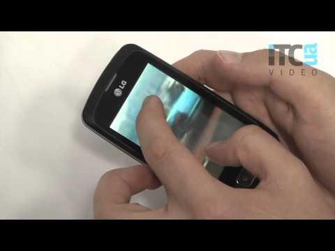 Обзор LG Optimus One