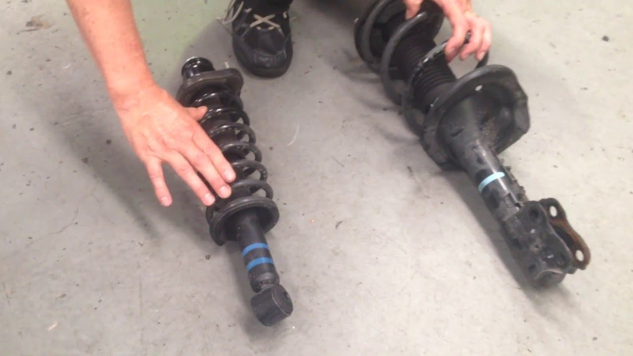 Mitsubishi Lancer Ralliart Coil Over Review Mca Shocks Youtube