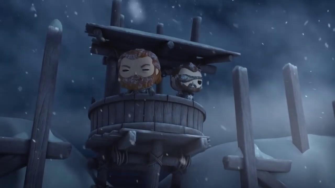 Trono di Spade - L'inverno è qui!