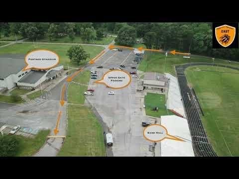 Magnet Cove High School Senior Drive Route 2021