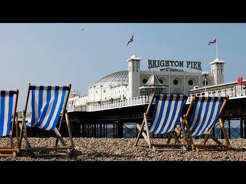 Brighton, la ciudad balneario del Reino Unido
