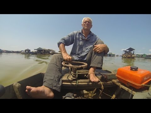 Mekong Mutilator: Navigating Cambodian Waters