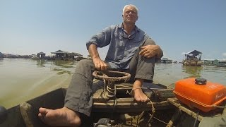 Mekong Mutilator: Navigating Cambodian Waters