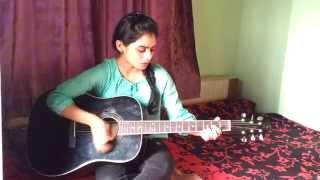 Zehanaseeb - Hasi to phasi - Guitar cover