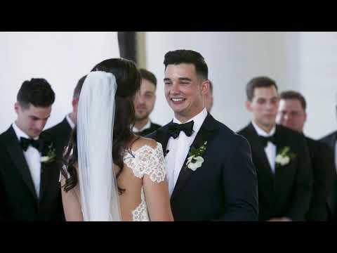a-modern-north-carolina-wedding-with-a-black-and-white-color-palette-|-martha-stewart-weddings