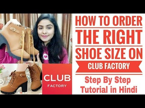 Shoe size conversion chart us to india
