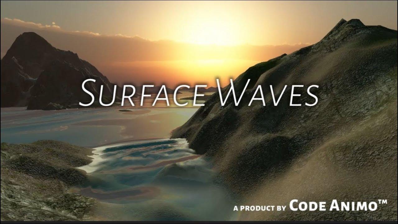 waves demonstration