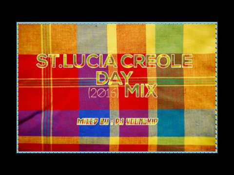 St lucia Creole Day Mix 2016