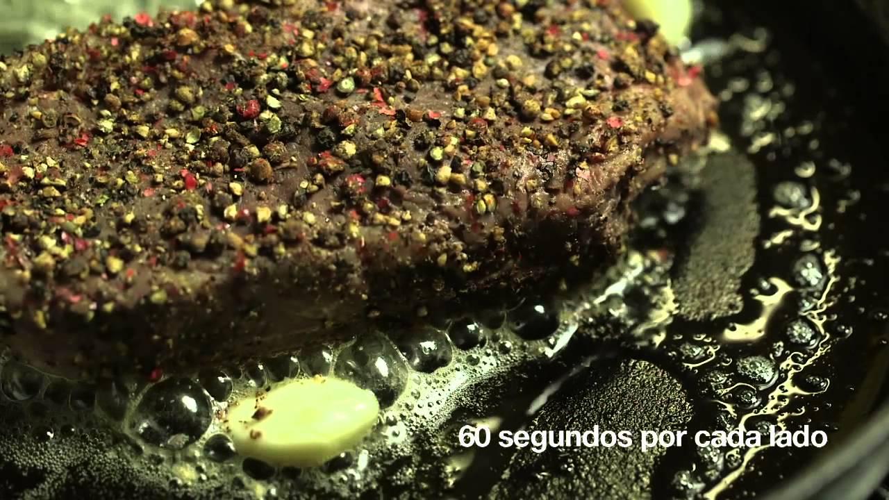 Cocinar al vac o con gadgets cuina y sous vide filete de for Cocinar filetes de ternera