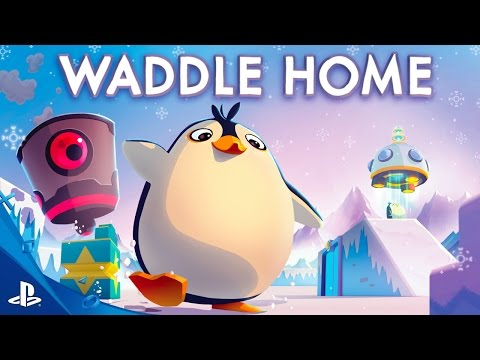 Waddle Home - Gameplay Trailer | PS VR
