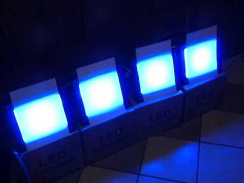 System Oświetlenia Elewacji Led Rgb