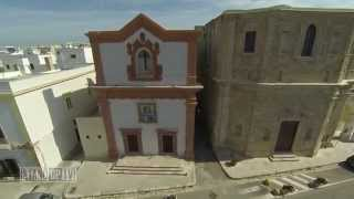 #Gallipoli visto dal drone by STANDUPTV - #Salento