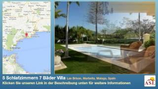 5 Schlafzimmern 7 Bäder Villa zu verkaufen in Las Brisas, Marbella, Malaga, Spain