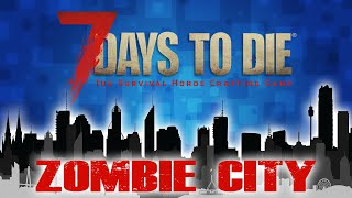 JOCK STRAP CLEANERS (7 Days To Die - Zombie City)(Ep.43)