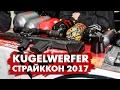 СТРАЙККОН 2017. Kugelwerfer: снайперская винтовка СВУ, ВВД баллоны Phoenix , древние ВВД