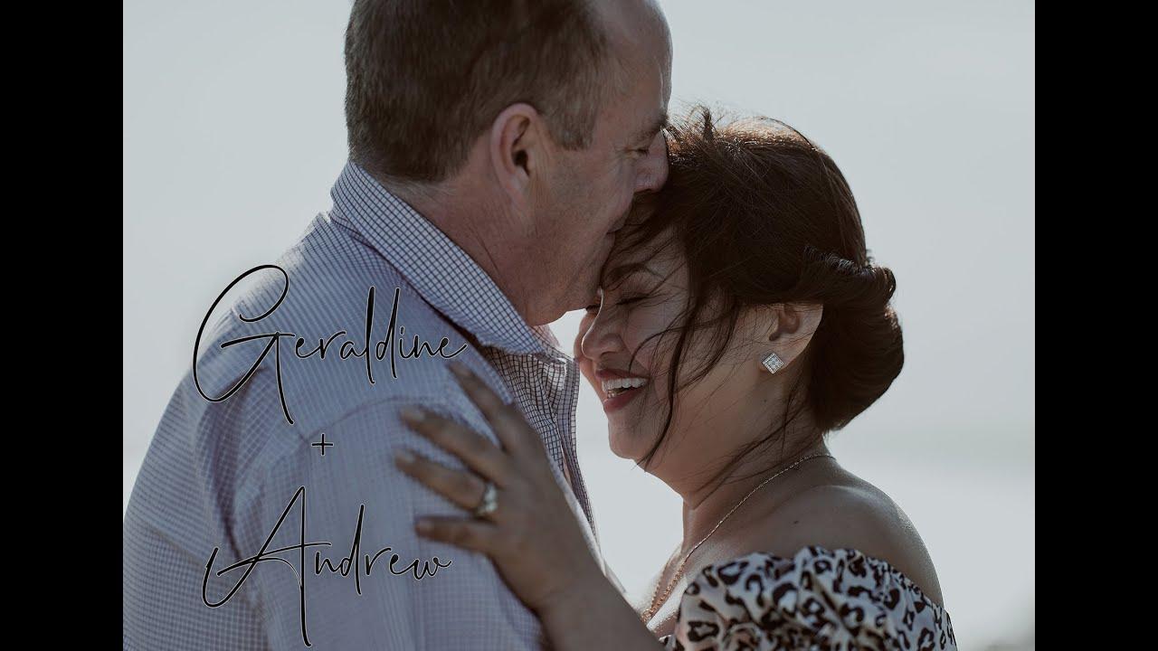 Geraldine + Andrew | Wedding Cinematic Highlights
