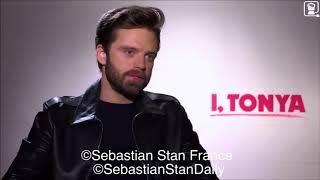 Sebastian Stan - Reaction after Avengers Infinity War trailer